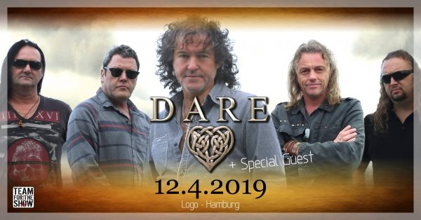 Dare - OUT of the Silence – 30th Anniversary Tour 2019